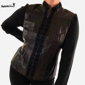 Nygard Collection Leather Jacket